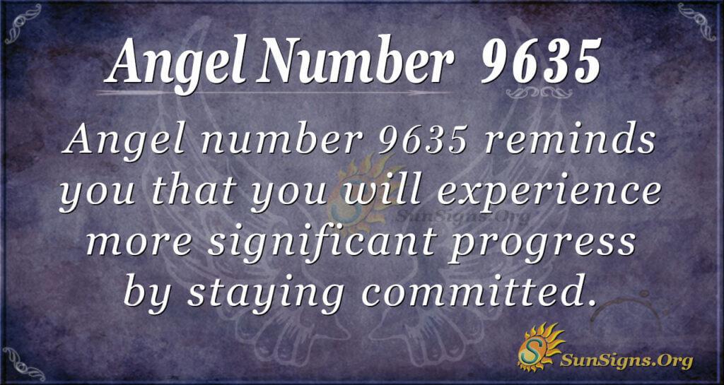 9635 angel number