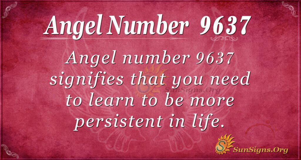 9637 angel number