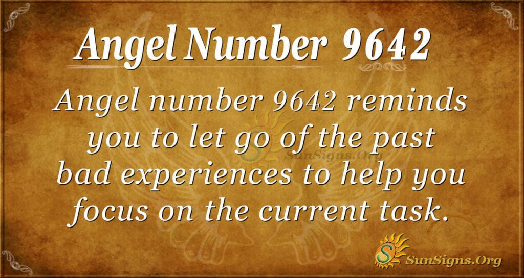 9642 angel number