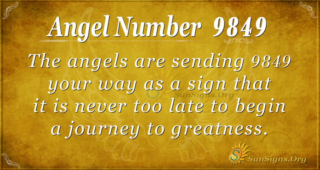 9849 angel number