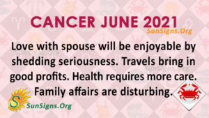 Cancer June 2021