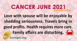 Cancer June 2021
