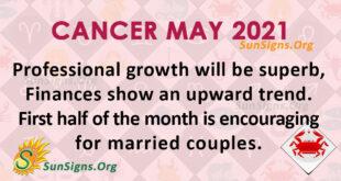 Cancer May 2021