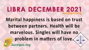 Libra December 2021