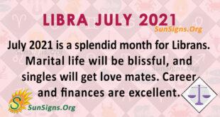 Libra July 2021