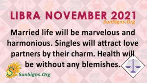Libra November 2021
