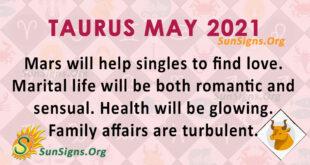 Taurus May 2021