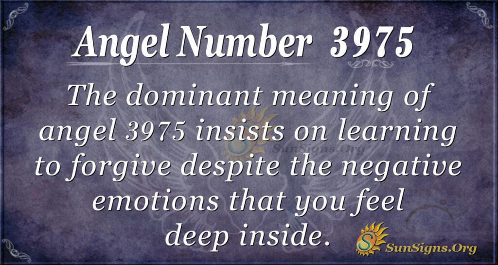 3975 angel number