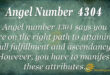 4304 angel number