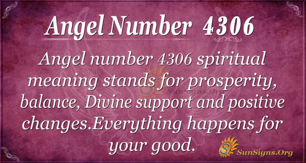 4306 angel number