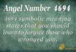 4694 angel number