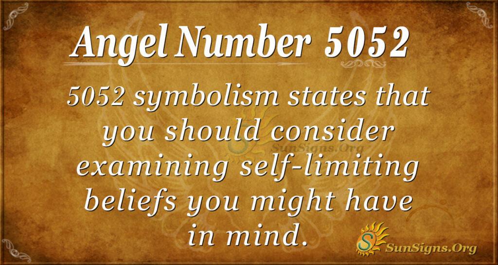 5052 angel number