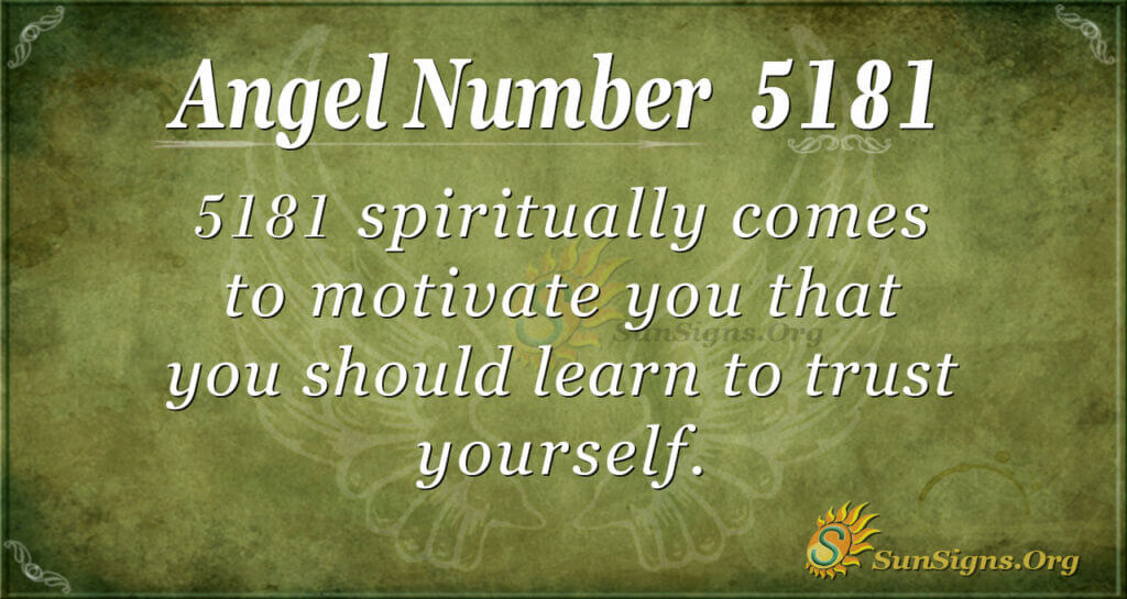 5181 angel number