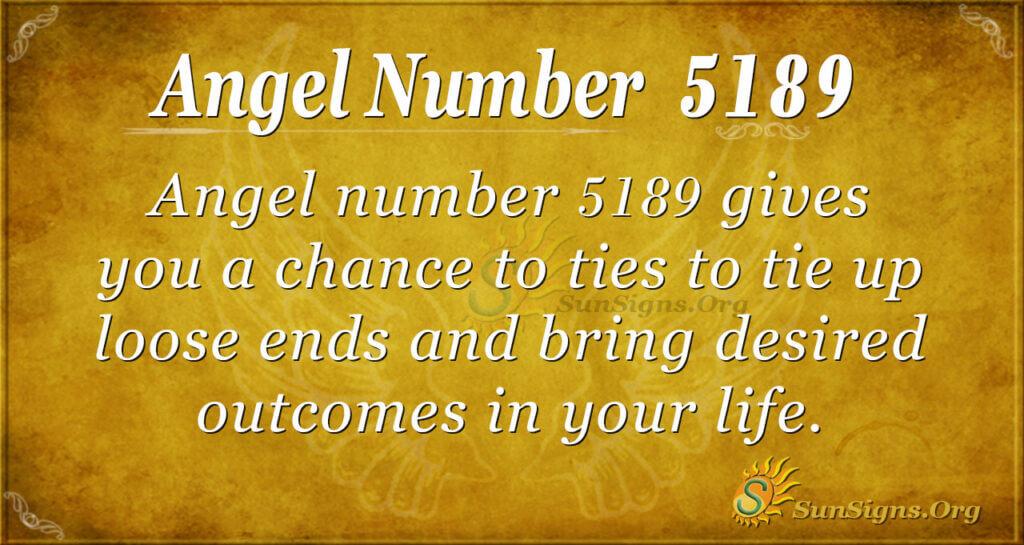 5189 angel number
