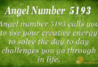 5193 angel number