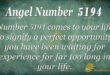 5194 angel number