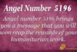 5196 angel number