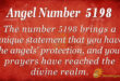 5198 angel number