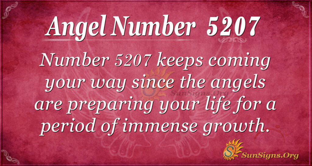 5207 angel number