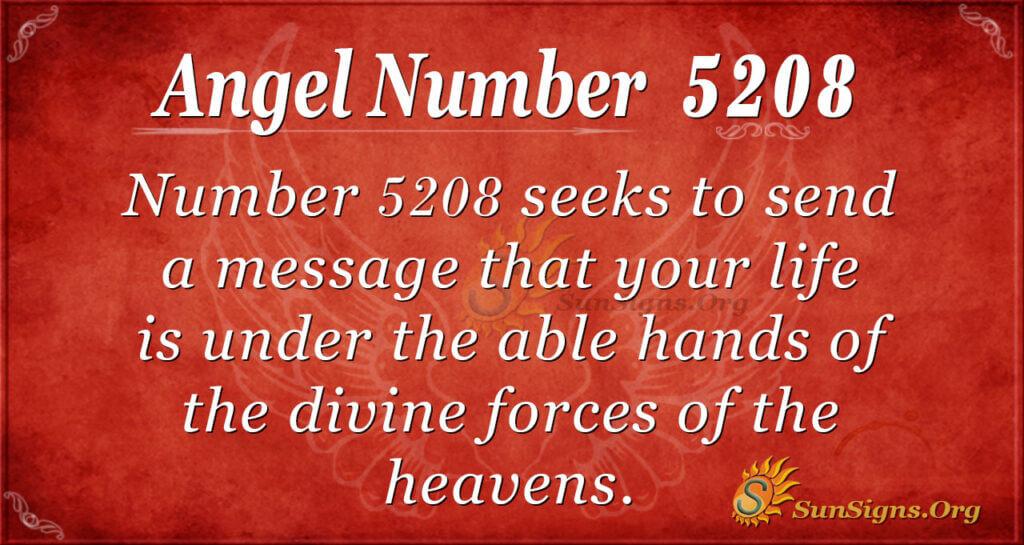 5208 angel number