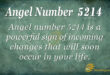 5214 angel number