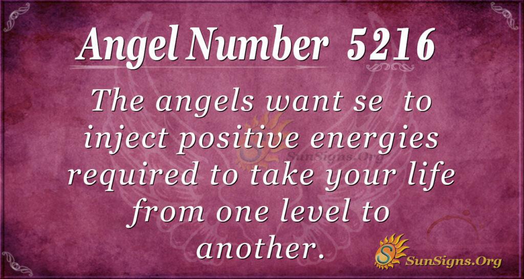 5216 angel number