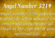 5219 angel number