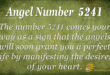 5241 angel number
