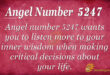 5247 angel number