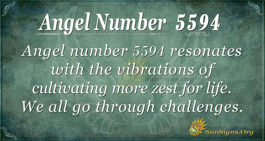 5594 angel number