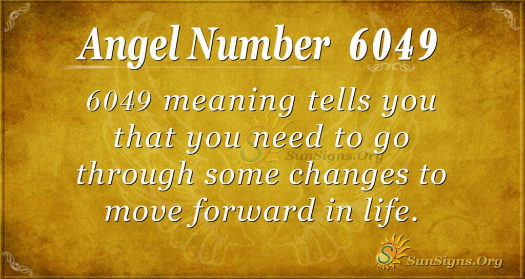 6049 angel number