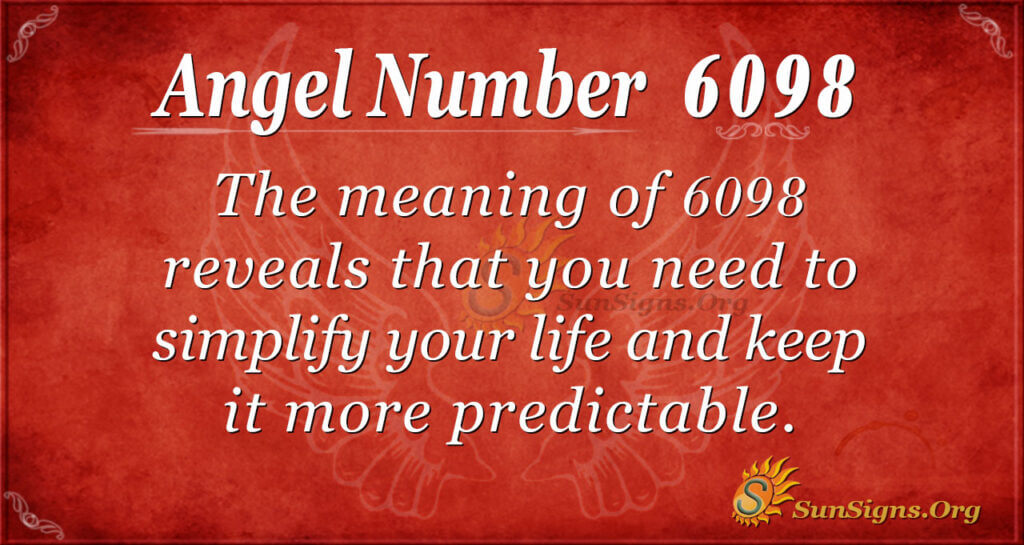 6098 angel number