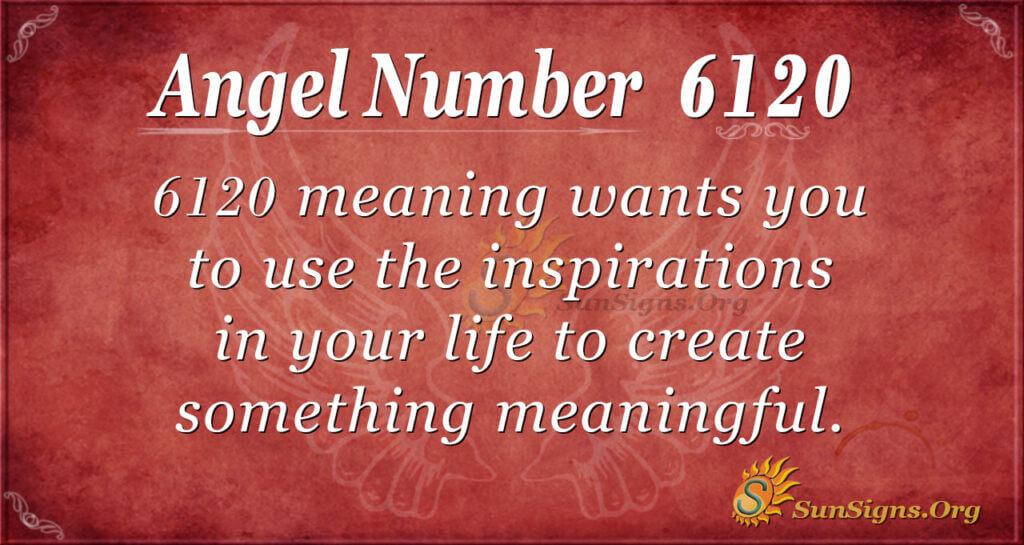 6120 angel number