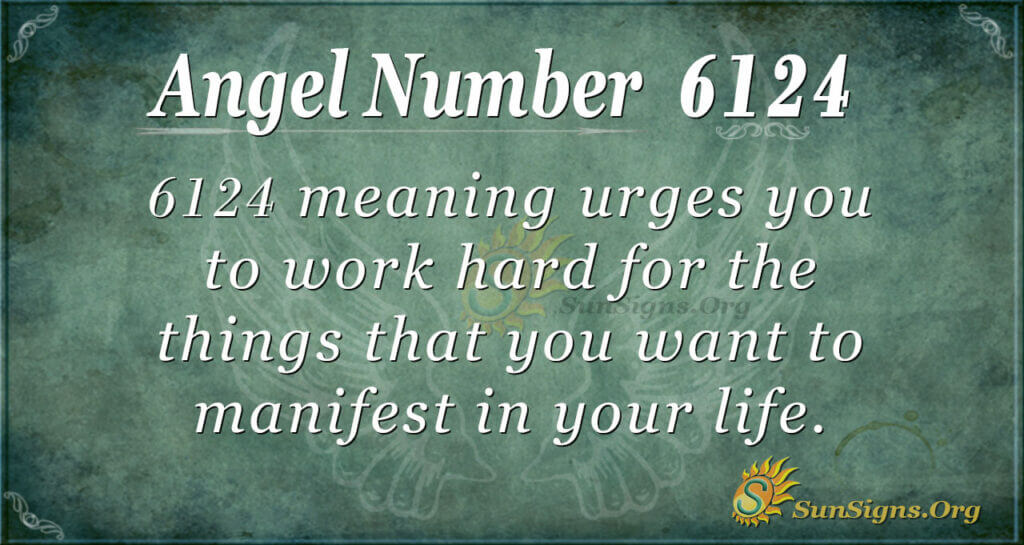 6124 angel number