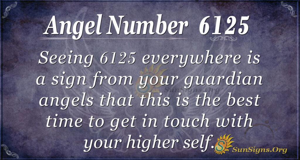 6125 angel number