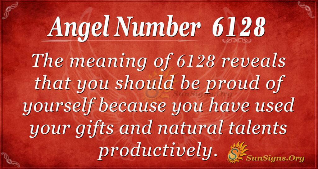 6128 angel number