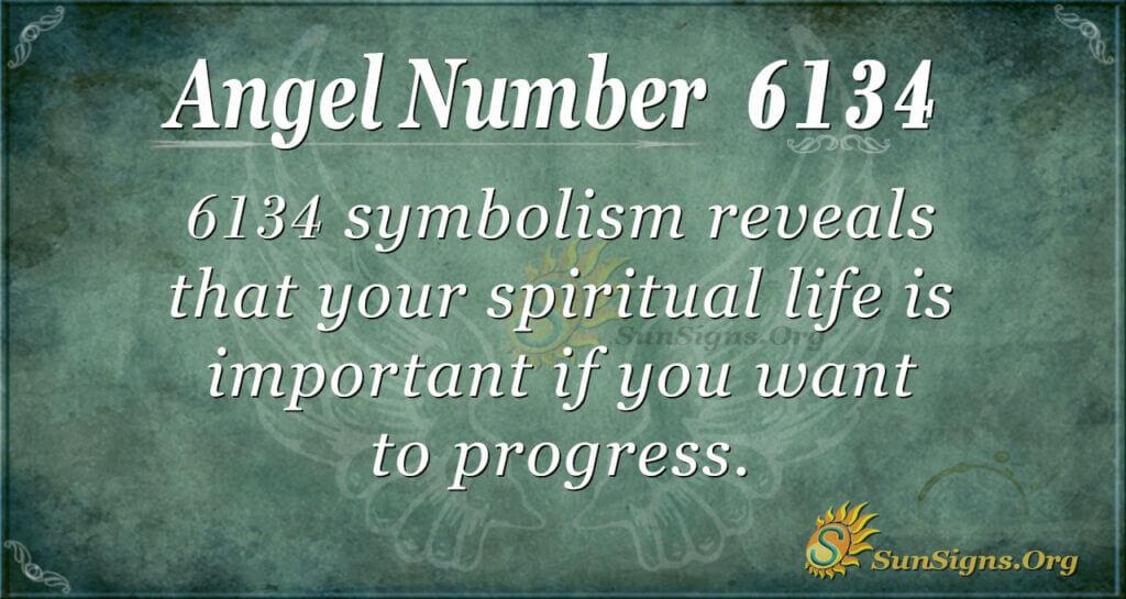 6134 angel number