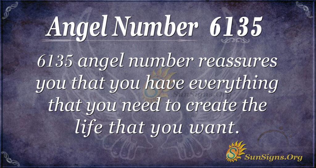 6135 angel number