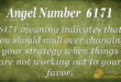 6171 angel number