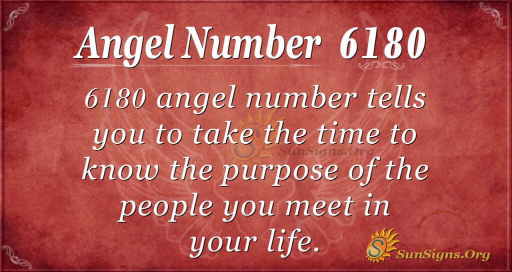 6180 angel number