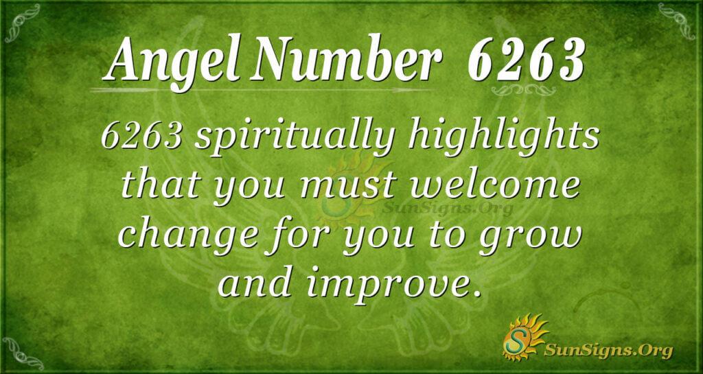6263 angel number
