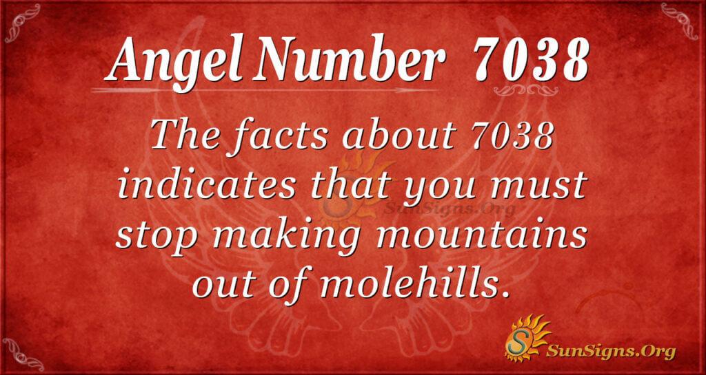 7038 angel number