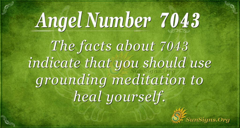 7043 angel number