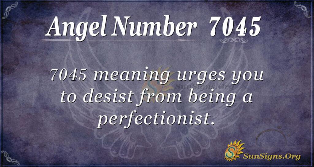 7045 angel number