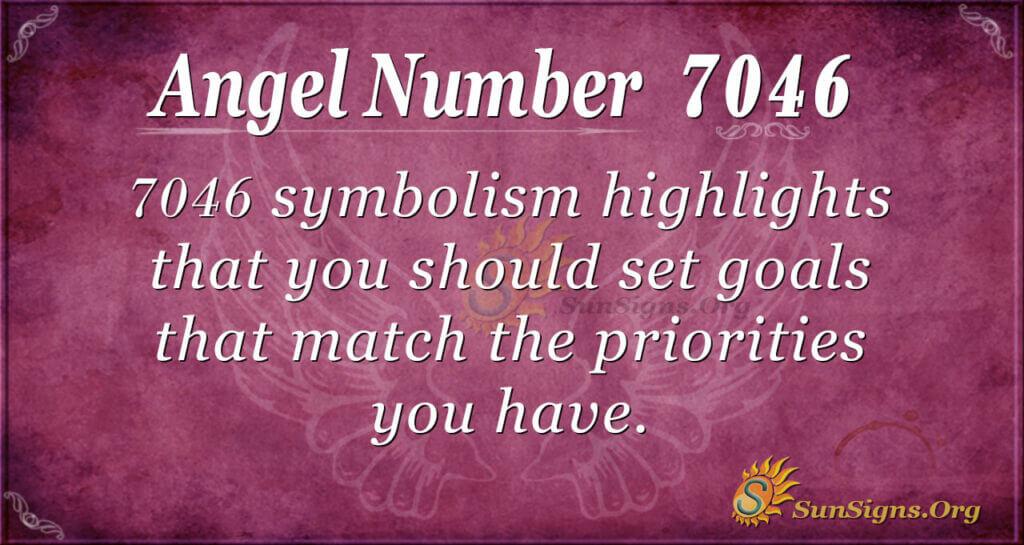 7046 angel number