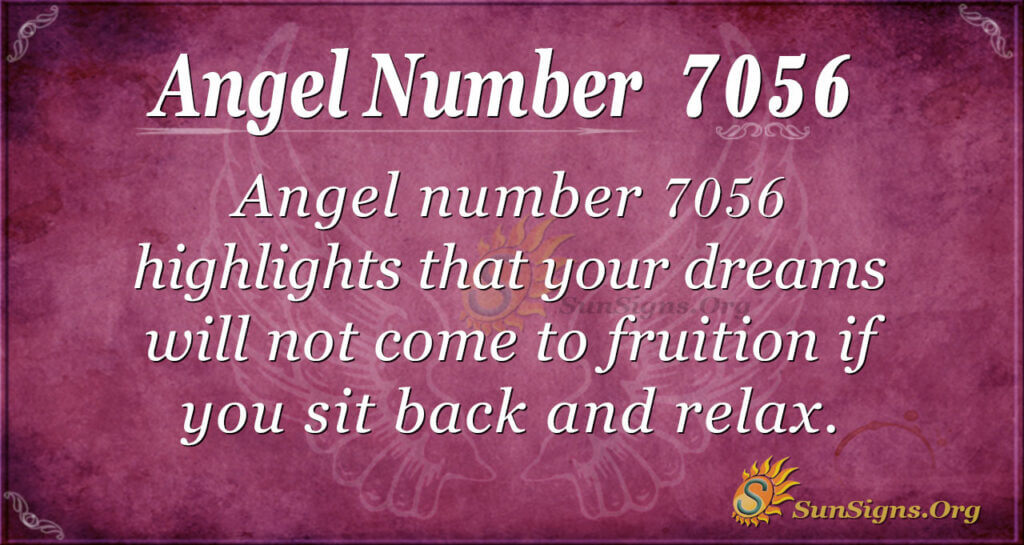 7056 angel number