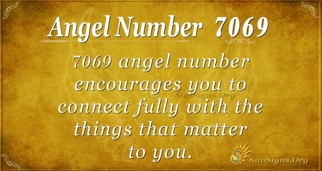 7069 angel number
