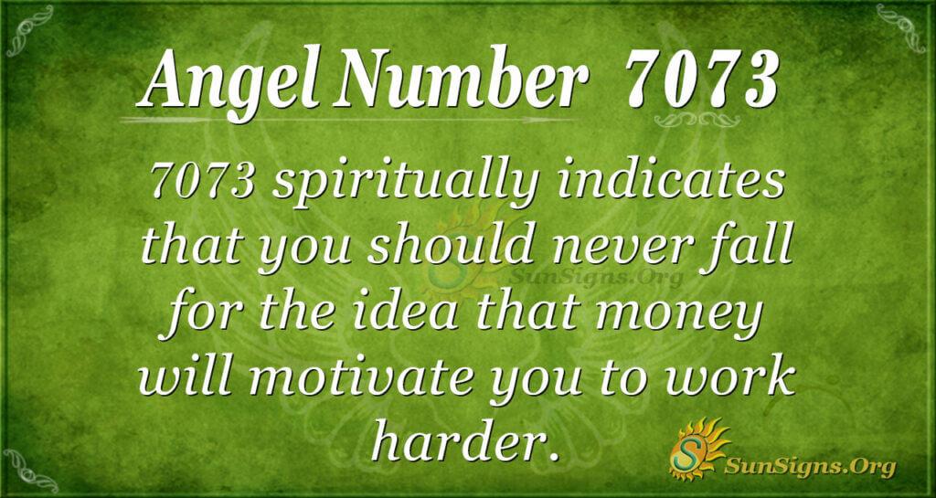 7073 angel number