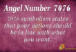 7076 angel number