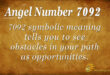 7092 angel number